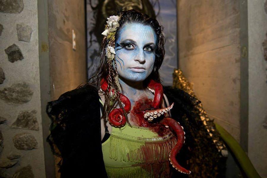 Miss Hydralloween 2014