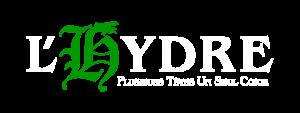Hydre-typo-white