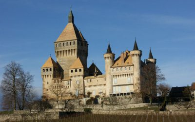 Animation Château de Vufflens